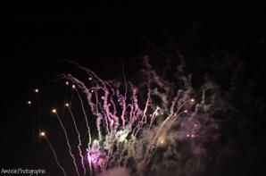 Feu d'artifice.♥