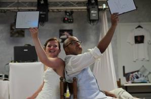 Mariage de Catherine et Julien le 03/08/13