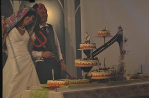 Mariage de Marie et Julien le 14/09/13