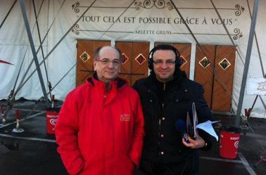 Arlette Gruss > Reportage de france bleu