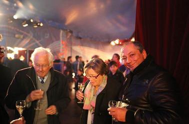"""Arlette Gruss > Une belle """" première """" a Boulogne sur Mer"""