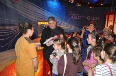 Arlette Gruss > 40 ENFANTS INVITÉS