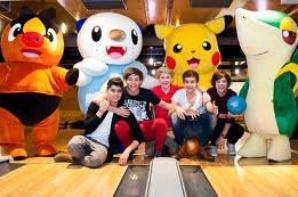 1D et les Pokémons :)