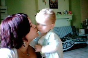 mattew et maman