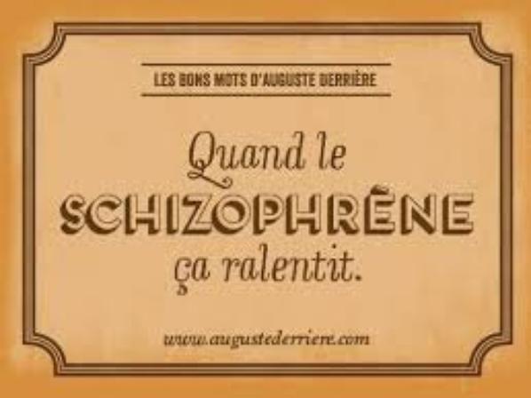 quelques citations d'Auguste Derrière pour se détendre un peu