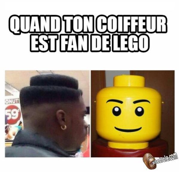 les LEGO sont partout !