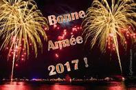 Bonne année a tous amis d'ici et d'ailleurs,beaucoup de bonheur apres une année difficile