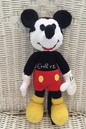 il est ou Mickey ,l est ou??!!