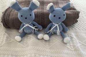 wasabis jumeaux