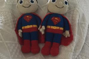 superman et son jumeau superman