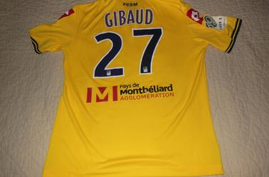 03/10/2014 FCSM-AUXERRE N°27 P.GIBAUD