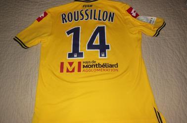06/03/2015 FCSM-TOURS N°14 J.ROUSSILLON