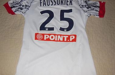 25/08/2015 2ème TOUR COUPE DE LA LIGUE TOURS-FCSM N°25 J.FAUSSURIER