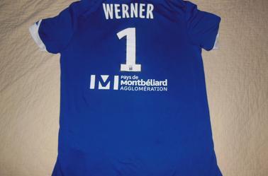 12/08/2016 CLERMONT - FCSM N°1 O.WERNER