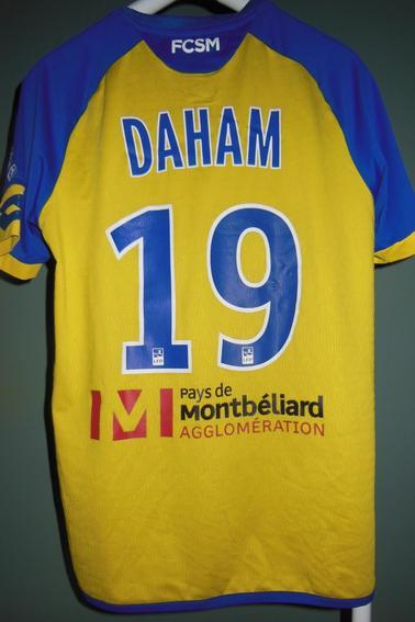 12 AOUT 2017 FCSM-LENS N°19 S.DAHAM