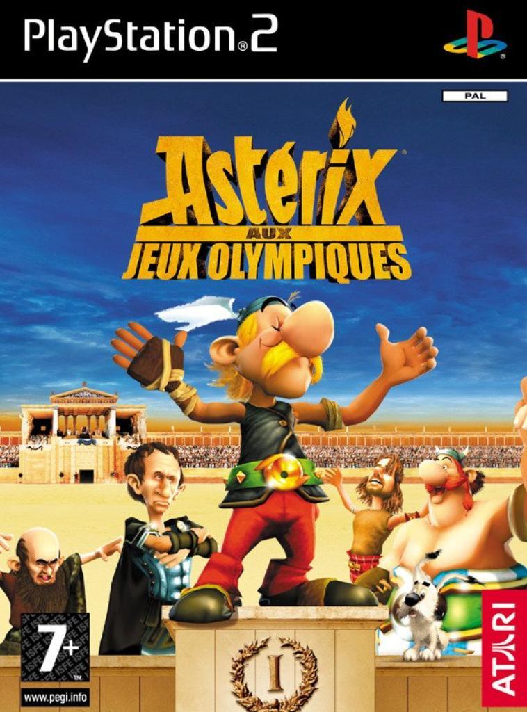 ....4. Astérix aux jeux olympiques....