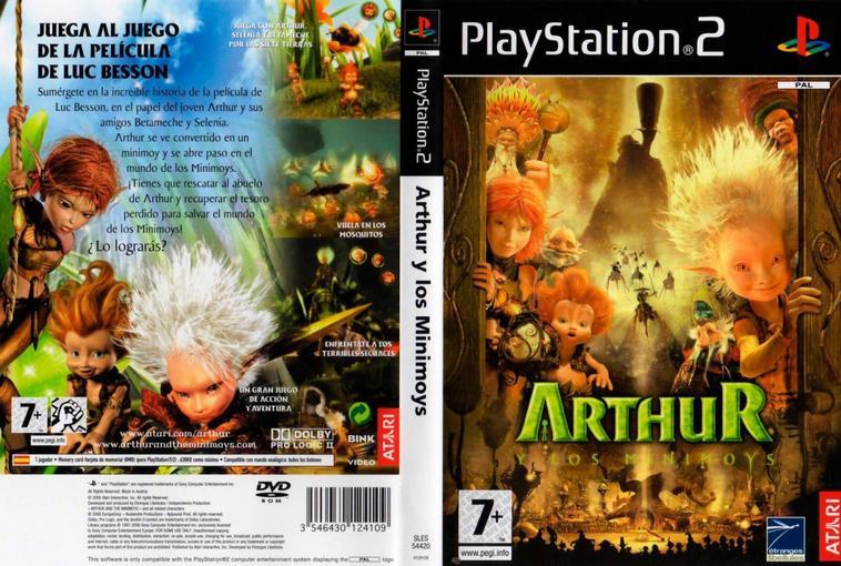 ....5. Arthur et les minimoys....