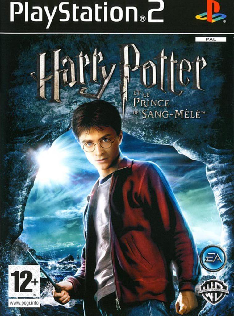 ....7. Harry potter et le prince de sang melé....