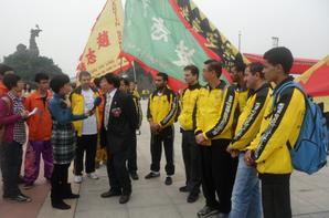 Président du conseil Président Dr Chiu Chi Ling 10ème Dan.