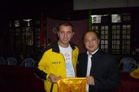 Janvier 2013 Fushun Chine  www.belabed.be