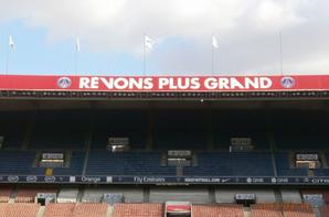 Welcom to Parc Des Princes