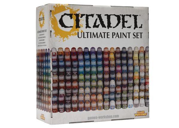 Ultimate paint set