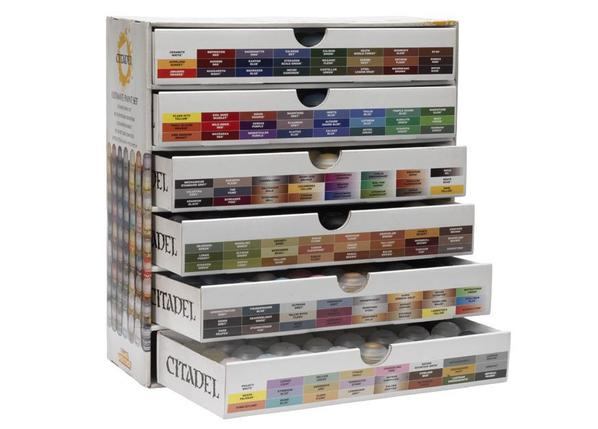Ultimate paint set