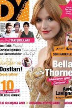Bella Thorne dans les magasine!!!!!!!!!!!!!!!!!!!