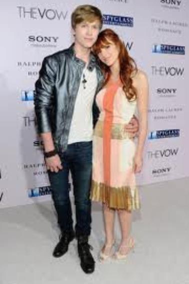 Bella Thorne et son boyfrends (Tristan Klier)