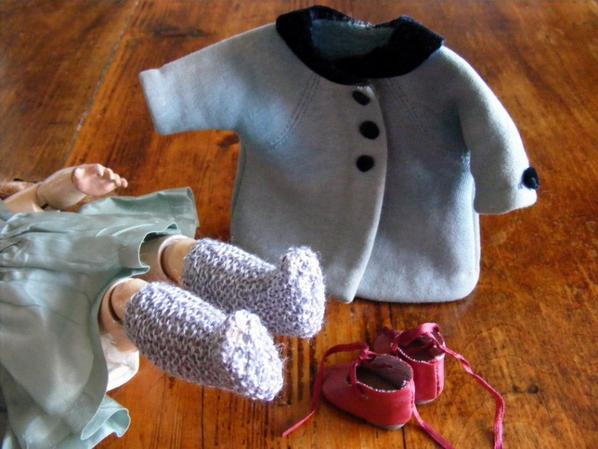 Je viens de terminer les Chaussettes de Bleuette,c'étais très bien expliqué encore un grand merci.
