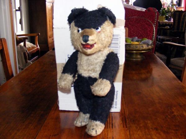 Mon Teddy-Baby viens d'arrivé aujourd'hui,de l'Allemagne+++