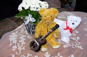 C'est la fête à mon petit Wilfried,bonne soirée à vous tous++++
