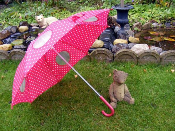 Le parapluie s'impose il pleut +++++