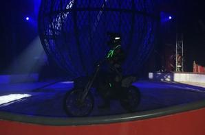 le retour du cirque c'étais beau très belle soirée à vous tous++++