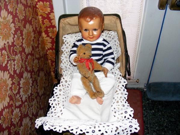 Ma trouvaille PCP invincible 45  au salon du jouet ancien à Hazebrouck+++