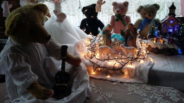 Joyeux fête de Noël à vous tous+++++