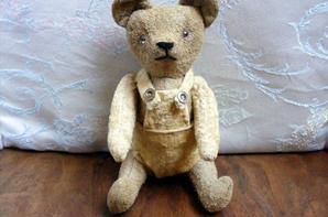 Il étais une fois un petit ours très malheureux il avais perdu ces bras+++