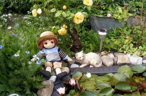 Mes dernière trouvailles mes poupées Aimentine++++