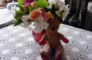 Mon petit Raoul vous souhaite un très beau weekend+++