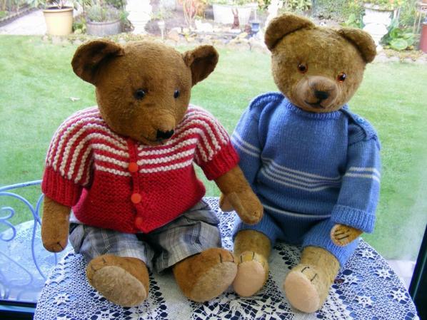 Malcolm et Désiré vous souhaites un beau dimanche à vous tous++++++