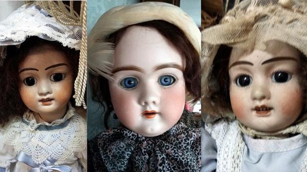 Mes poupées vous souhaites un beau weekend à vous tous++++