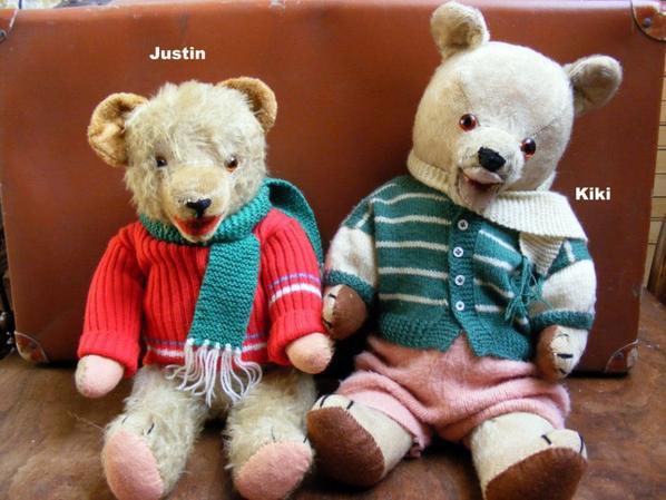 Justin et Kiki vous souhaite une belle journée+++++