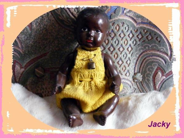 Mon Jacky vous souhaite un très beau weekend++++