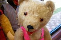 Mes ours bouche ouvert vous souhaites à tous un beaux weekend++++