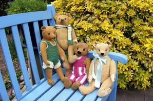 Mes ours Français vous souhaites un beau lundi à vous tous++++