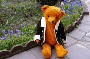 Un petit coucou de mes ours à vous tous++++
