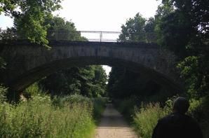 Escapade en pleine nature sur une ancienne voie ferrée