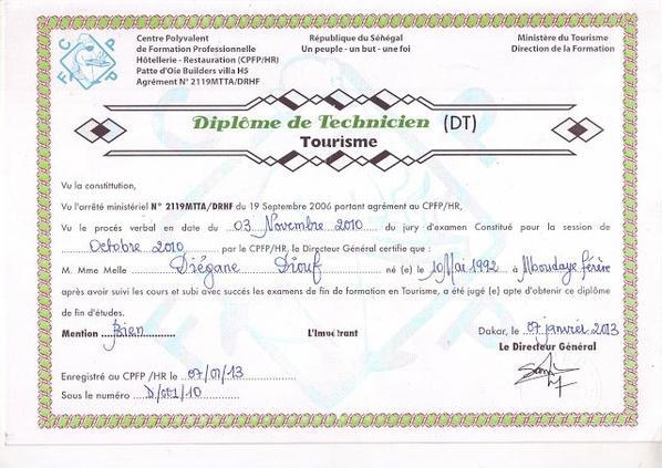 GUIDE TOURISTIQUE AU SENEGAL