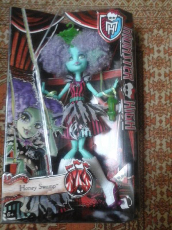 Nouvelle Monster High : Honey Swamp - Freak du Chic