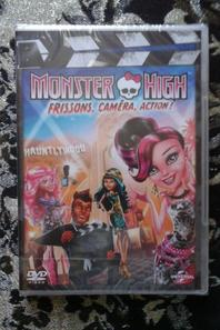 "Mon coffret de films Monster high ""Collection 2014"""